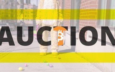 Se subastan bitcoins incautados a Ulbricht