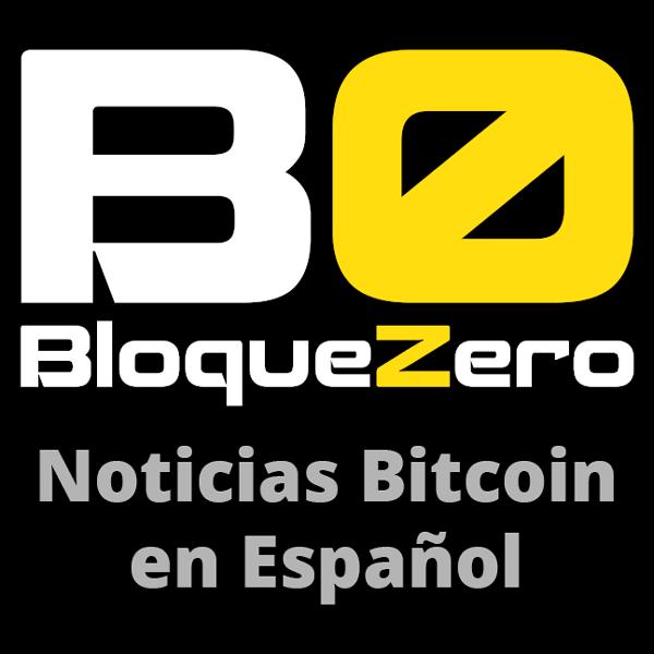 Logo Bloque Zero 600x600 px Fondo negro