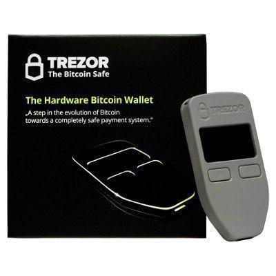 Trezor Hardware Bitcoin Wallet