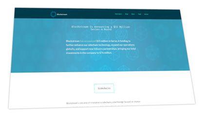 Blockstream Web