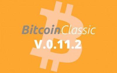 Lanzamiento de la primera versión de Bitcoin Classic