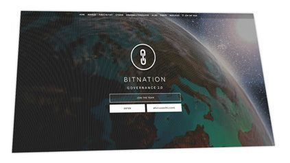 Bitnation Web
