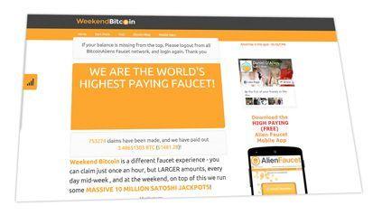 Bitcoin Weekend Web