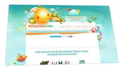 Wonderland Coin Web