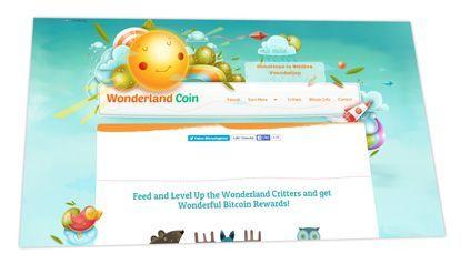 Wonderland Coin Web