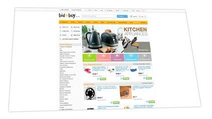Bid or Buy Web