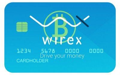 Wirex Limited lanza la primera tarjeta bitcoin de débito de 2 vías