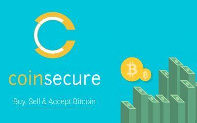 Coinsecure, la casa de cambio de Bitcoin líder de la India logra más de 1,2 millones de dólares