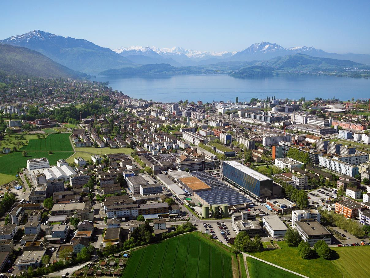 Crypto Valley Zug, Suiza