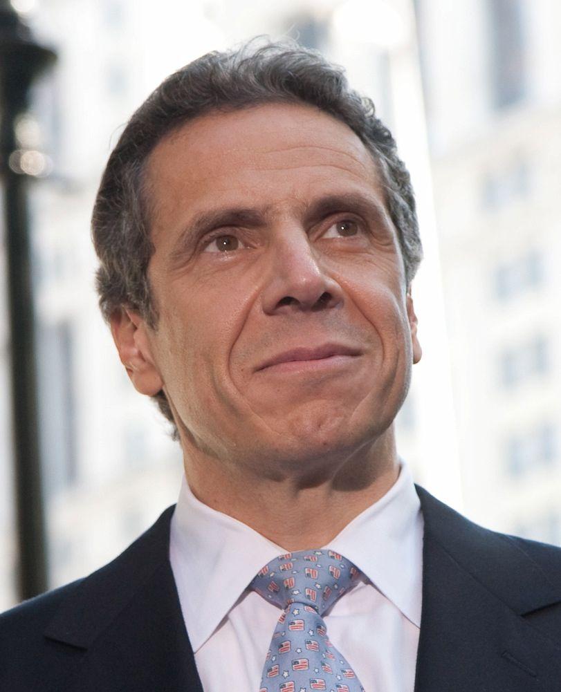 Andrew M. Cuomo gobernador del estado de Nueva York