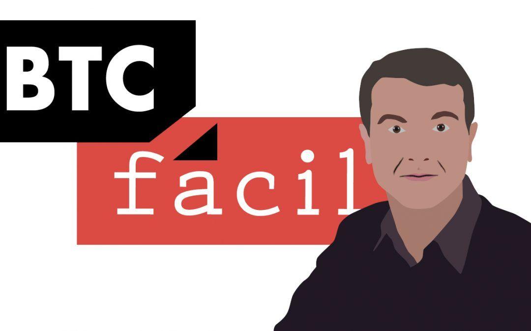 """BTC Fácil fabricará el mejor cajero Bitcoin"" Miguel Ortuño – BTC Fácil"