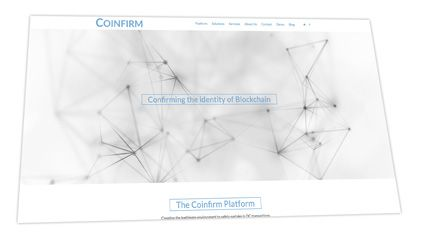 Coinfirm Web
