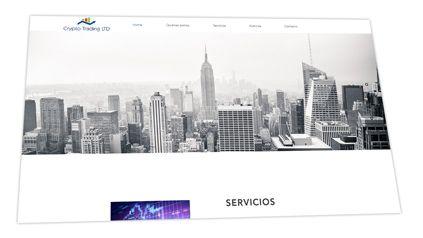 Cryptotrading Ltd Web