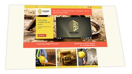 Golden Dynasty Web