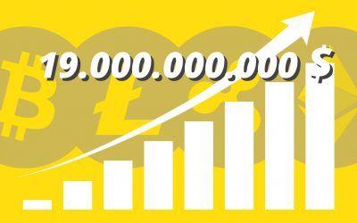 Se cifra en m?s de 19 mil millones de d?lares el valor del Mercado de las Criptomonedas en 2016