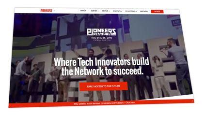 Pioneers Festival Web
