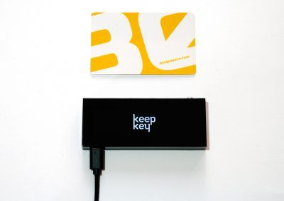 Conecta tu KeepKey