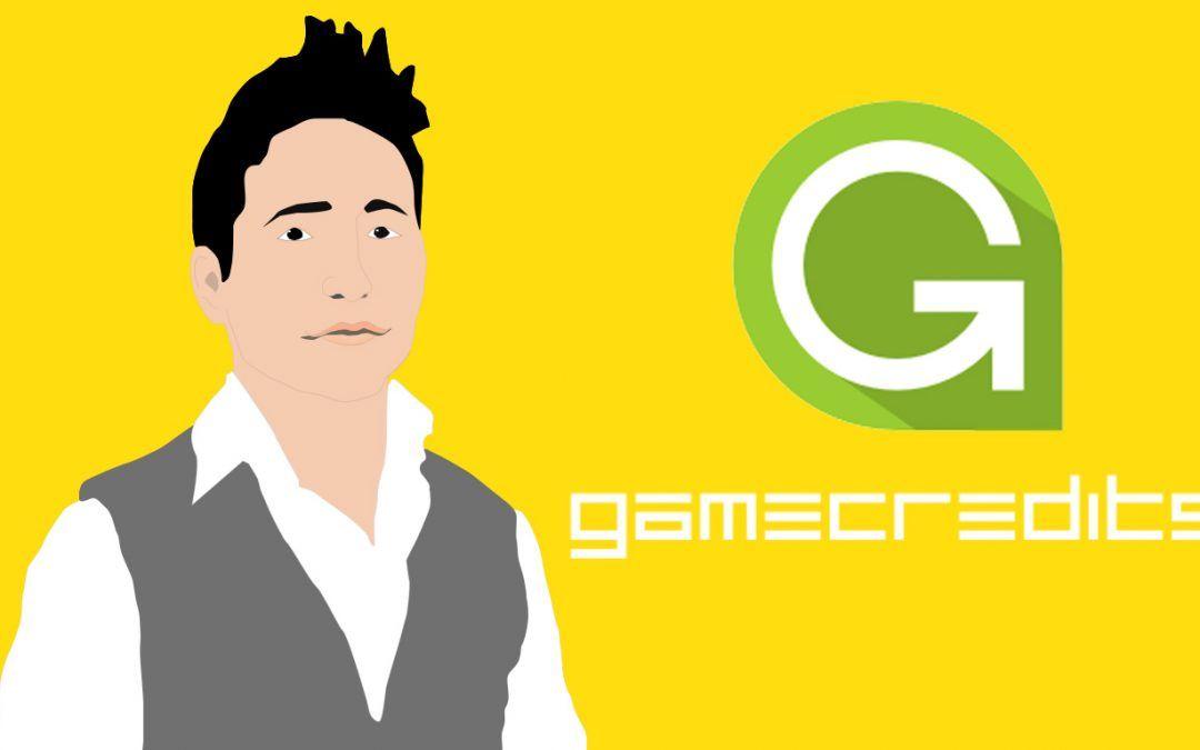«GameCredits ha llegado para quedarse» – V. Alejandro – GameCredits