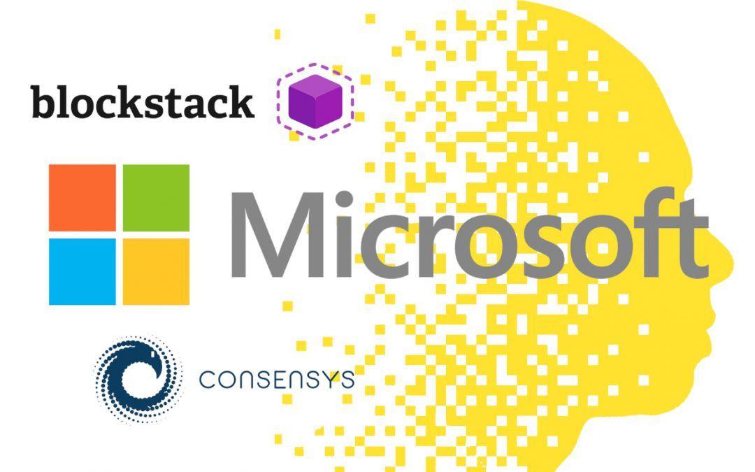Microsoft trabaja para construir una plataforma de identidad de c?digo abierto en la blockchain