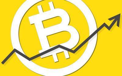 Precio del Bitcoin: escalando