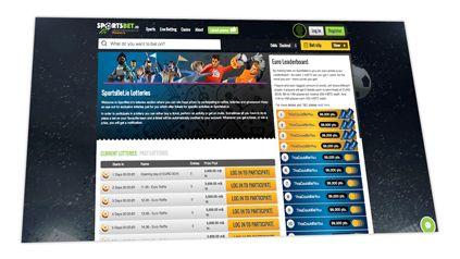 SportsBet.io web