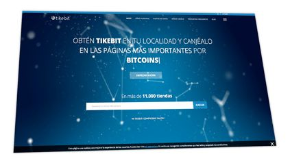 Tikebit Web